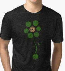 Spring Flower Tri-blend T-Shirt