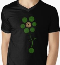 Spring Flower Men's V-Neck T-Shirt