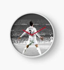 Cristiano Ronaldo 7 Uhr