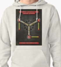 The Flux Capacitor Pullover Hoodie