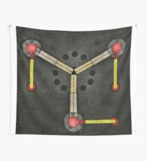 The Flux Capacitor Wall Tapestry