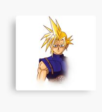 Cloud Strife AT Canvas Print