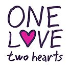 One Love Two Hearts by Julia Syrykh