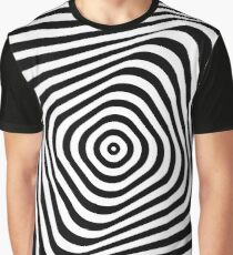 Optical illusion - Vasarelly optical effect Graphic T-Shirt