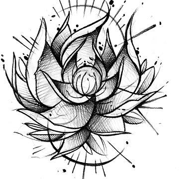 Freaky Flower by JeremyHarburn
