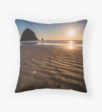 Needle in the Haystack Throw Pillow