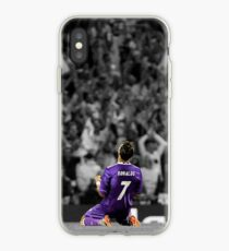 Cristiano Ronaldo 2017 iPhone Case