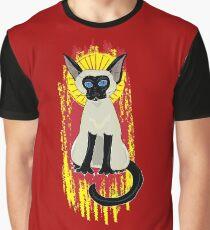 The Emperor-Siamese Cat Graphic T-Shirt