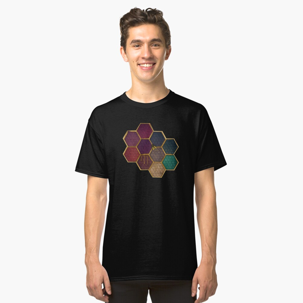 Nectar and Bees Classic T-Shirt