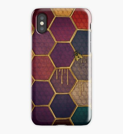 Nectar and Bees iPhone Case
