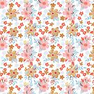 Spring Floral by Olivia Gibbs