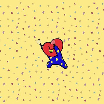 BT21 TATA 2.0 by ThaliMarie