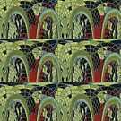 Textile Pattern by Orla Cahill