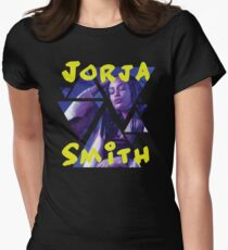 jorja Smith Women's Fitted T-Shirt