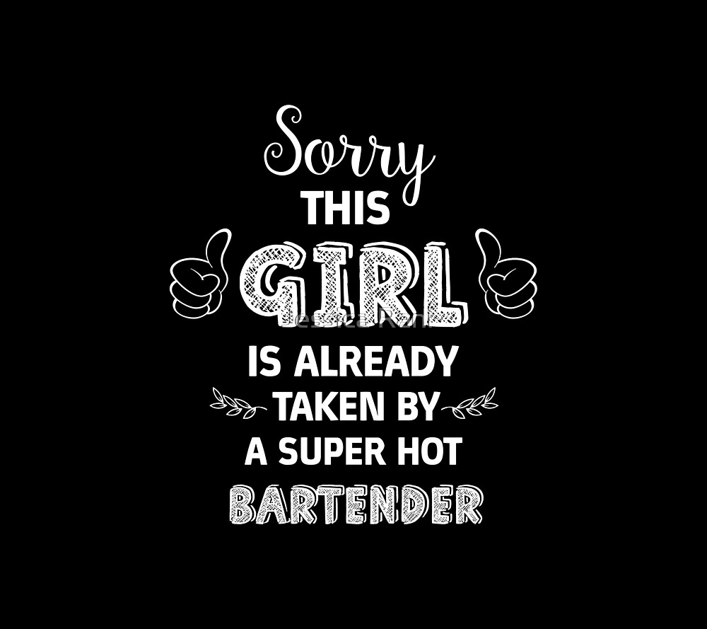 sorry this girl is Already taken by a super Hot Bartender by Jessica Rani