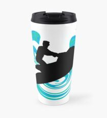 Jet Sea Travel Mug