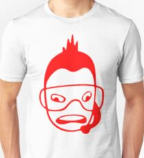 Eishockey-Haar EP - Super Pelztiere Slim Fit T-Shirt