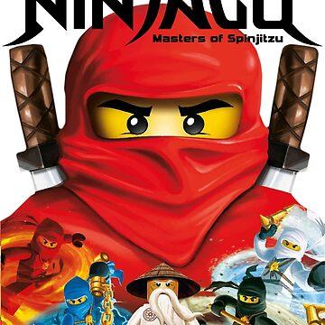 LEGO Ninjago by dalgius