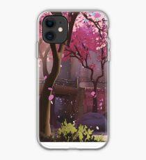 Hanamura iPhone Case