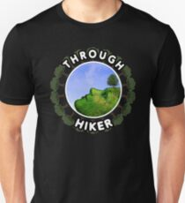 f4807ebd072 Appalachian Trail Shirt Long T-Shirt. Through Hiker Unisex T-Shirt