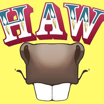 HAW Donkey by Pawgyle