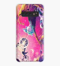 Phosphophyllite and the moon people Case/Skin for Samsung Galaxy