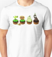 Plants vs Zombies: Zen Garden Unisex T-Shirt