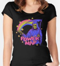Power Nap Women's Fitted Scoop T-Shirt
