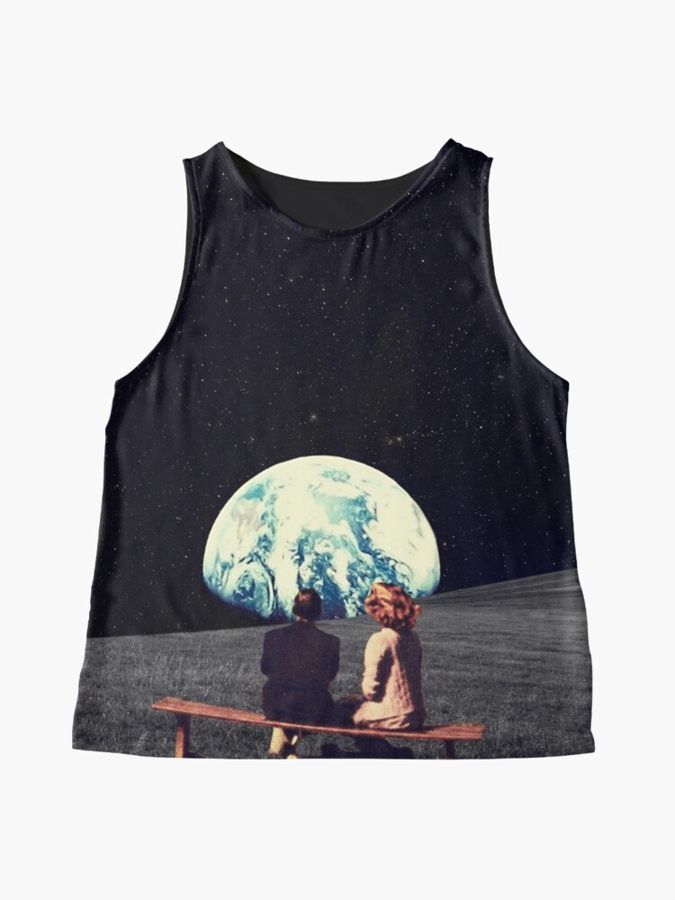 Alternate view of We Used To Live There Sleeveless Top