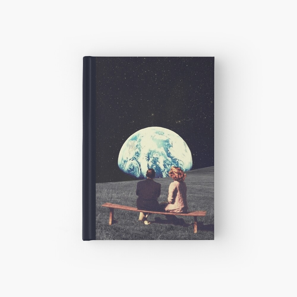 We Used To Live There Hardcover Journal