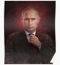 Vladimir Putin Time Person of the Year cover Poster