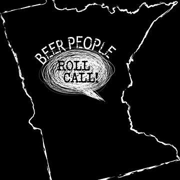 Beer People Roll Call! (W) by BeerPeople