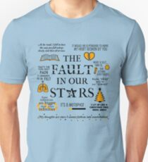 The Fault In Our Stars v.2 Unisex T-Shirt