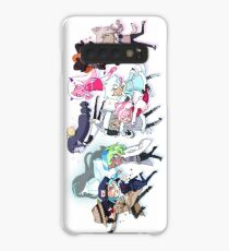 main characters! Case/Skin for Samsung Galaxy