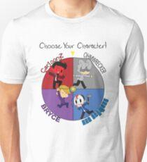 Choose Your Player Unisex T-Shirt