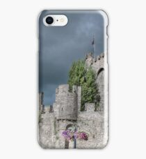 Under the clouds iPhone Case/Skin