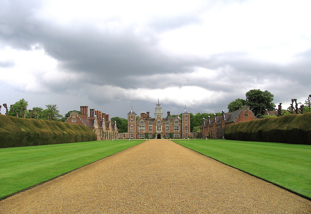 Blickling Hall 3. by BizziLizzy