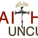 Faith Uncut Logo by faithuncut