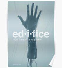 Edifice - Grasp Poster