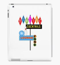 Bowling Cocktails and Food iPad Case/Skin