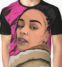 JORJA SMITH Graphic T-Shirt