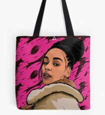 JORJA SMITH Tote Bag