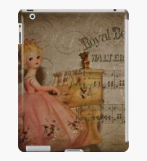 Music Girl Was Destined For Dumpster! iPad Case/Skin