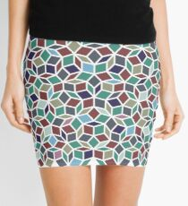 Penrose Tiling Mini Skirt