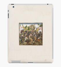 Medieval Battle Scene No. 2 iPad Case/Skin