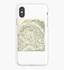 Hellmouth Devil iPhone Case
