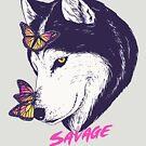 Savage AF by wytrab8