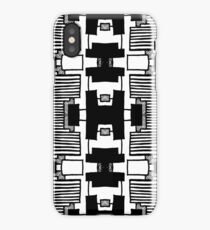 geometric shapes and lines iPhone Case/Skin