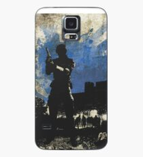 Leon Kennedy Resi 2 Minimalist Art Case/Skin for Samsung Galaxy