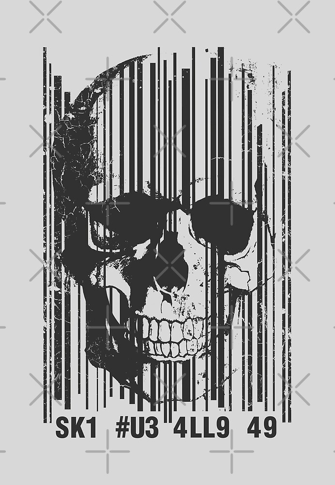 Skull Code by Igor Sitchko